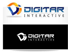 #20 cho Design a Logo for Digitar Interactive bởi ninjapz