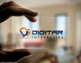 #23 cho Design a Logo for Digitar Interactive bởi ninjapz