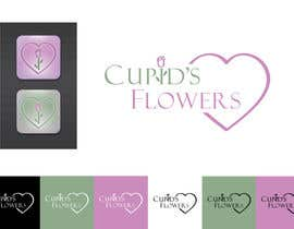 #253 for Design a Logo for CupidsFlowers.ca af DSGinteractive