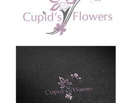 nº 281 pour Design a Logo for CupidsFlowers.ca par pixelhubdesings