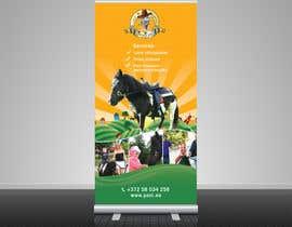 #26 untuk Design a Roll-up Banner for Poni.ee oleh leandeganos