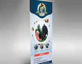 #10 untuk Design a Roll-up Banner for Poni.ee oleh mufzilkp