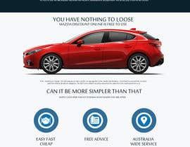 styleworksstudio tarafından Design a landing page Mockup for Car Quotes Online için no 39