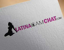 #25 for Design a Logo for LatinaCamChat.com by cristinaa14