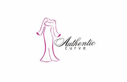 hassan22as tarafından Design a Logo for Authentic Curve--- için no 13
