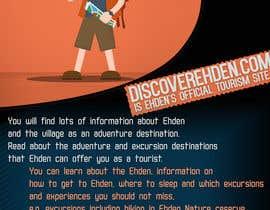 #3 untuk Design a Flyer for discoverehden.com oleh Mohamedsaa3d