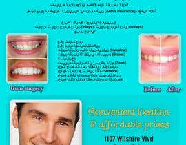dndwiga tarafından Design a Flyer for Dental office için no 13