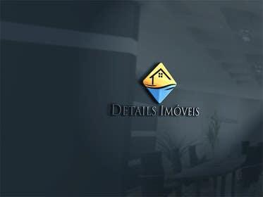#7 para Projetar um Logo for Detalhes Imóvies por ChKamran