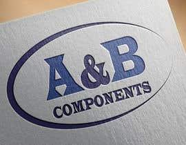 Rares0198 tarafından Design a Logo for brand: A&B Component için no 33