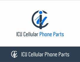 edso0007 tarafından Design a Logo for ICU Cellular Phone Parts için no 5