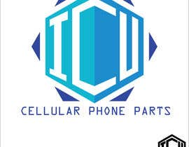 #7 untuk Design a Logo for ICU Cellular Phone Parts oleh trace199