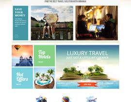 #7 untuk Design Website for Travel Agency oleh manaqibs
