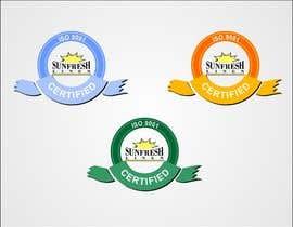 #22 untuk Design 4 Logos for our certification credentials oleh pherval