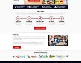 nikil02an tarafından Design a Website Mockup for an existing site için no 23