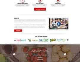 nikil02an tarafından Design a Website Mockup for an existing site için no 26