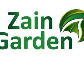 #54 untuk Design a Logo for company called Zain garden oleh svtza