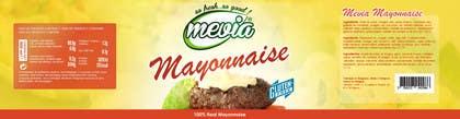 #25 untuk Design a label for Mayonnaise in jars oleh RainMQ