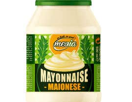 #14 for Design a label for Mayonnaise in jars by mirceawork