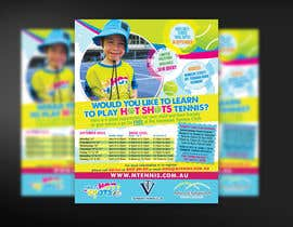#27 for Design a Flyer for Tennis Club by mirandalengo
