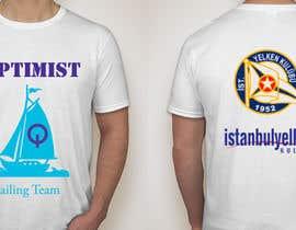 KaimShaw tarafından T-Shirt Design for a Sailing Club için no 36