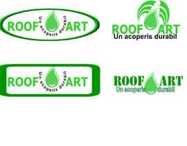 #33 pentru Creează un Logo for RoofArt de către csabiblack