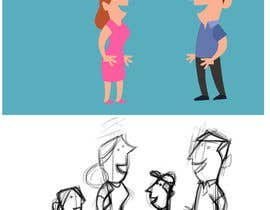 ganblack83 tarafından Design a cartoon family için no 34