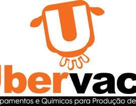 #54 for Projetar um Logo for Ubervaca by eleazargarcia14