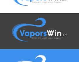 #25 untuk Design a Logo for vapors win LLC oleh markshutter