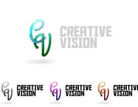arvsmedia tarafından Design a Logo for company called creative vision for marketing için no 5