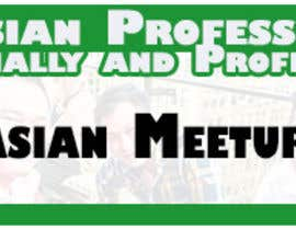 #22 untuk Design a Banner and Background for a Meetup page oleh deeadum