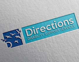 #372 untuk Design a Logo for Directions Disability Support Services oleh sinzcreation