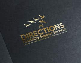 #450 untuk Design a Logo for Directions Disability Support Services oleh sinzcreation