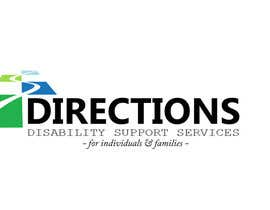 #435 untuk Design a Logo for Directions Disability Support Services oleh wittmaan