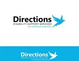 #492 untuk Design a Logo for Directions Disability Support Services oleh lanangali