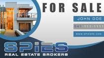 Design Real Estate For Sale Signs için Graphic Design29 No.lu Yarışma Girdisi
