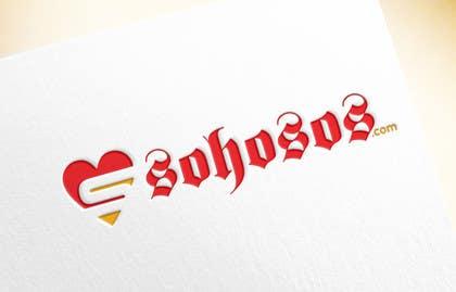#21 untuk Design a Logo for sohosos.com oleh javedg
