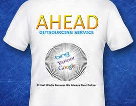 #10 cho Design a T-Shirt for For our Company with Logo as your choice. bởi philippegray