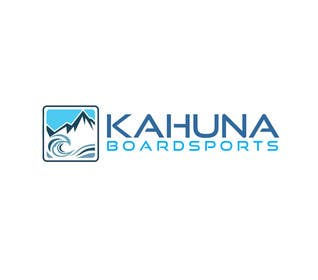 alyymomin tarafından Design a Logo for Kahuna Boardsports için no 8