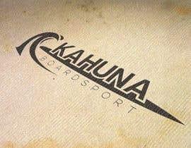 #31 untuk Design a Logo for Kahuna Boardsports oleh deditrihermanto