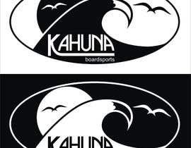 #4 untuk Design a Logo for Kahuna Boardsports oleh BlajTeodorMarius