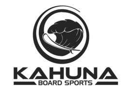 #20 untuk Design a Logo for Kahuna Boardsports oleh designblast001