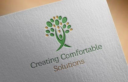 Huelevel tarafından Design a Logo for Creatingcomfortablesolutions.com için no 34