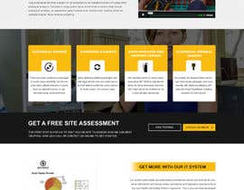 #22 untuk Design a Homepage and 2 Inner Pages oleh webidea12