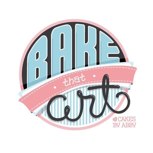 Penyertaan Peraduan #10 untuk New logo for Bake That Art facebook homepage