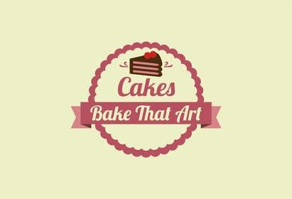 #8 untuk New logo for Bake That Art facebook homepage oleh eliasbelisario