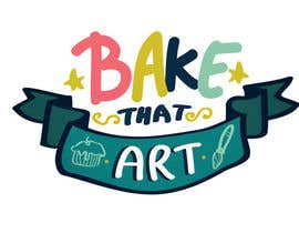 #18 untuk New logo for Bake That Art facebook homepage oleh nicainciong