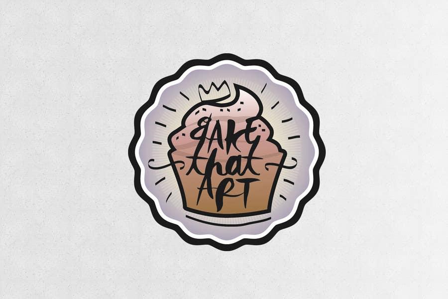 Penyertaan Peraduan #20 untuk New logo for Bake That Art facebook homepage