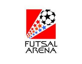 """Jobuza tarafından Make a Logo for a Soccer playing arena - """"Futsal Arena"""" için no 34"""