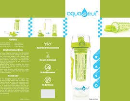 fezibaba tarafından Create a packaging box for a water bottle için no 4