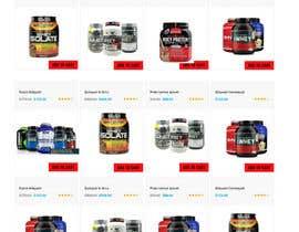 #33 untuk Build an Online Store for a subscription box/supplement retailer oleh lassoarts